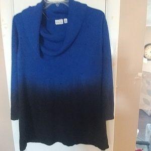 Women's sweater plus